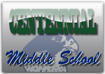 Centennial Middle School Fleece Vest | Centennial Middle School