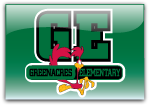 Greenacres Elementary School Screen Printed Long Sleeve T-Shirt | Greenacres Elementary School