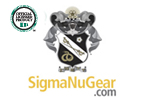Sigma Nu Fraternity Waterproof Adventure Jacket | Sigma Nu Fraternity