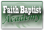 Faith Baptist Academy | E-Stores by Zome