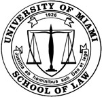 Miami Law Embroidered Ladies' Two-Tone Soft Shell Jacket | University of Miami School of Law