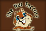 The Nut Factory 100% Cotton T-Shirt | The Nut Factory