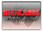 Highlands Middle School Beanie Cap | Highlands Middle School