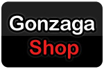 Gonzaga Shop Embroidered Ultra Blend Open Hem Sweatpants | Gonzaga Shop