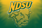 North Dakota State University 2pc Carpet Car Mats | North Dakota State University