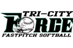 Tri-City Force Fastpitch Crewneck Sweatshirt - Screen-Printed | Tri-City Force Fastpitch Softball
