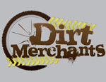 Dirt Merchants Embroidered Basic Expandable Briefcase | Dirt Merchants