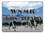 WSMR Kids Reunion Screen Printed Port & Company� Essential T-Shirt | WSMR Kids Reunion