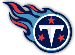 Tennessee Titans Medallion Door Mat | Tennessee Titans