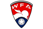 WFA Football Embroidered Puffy Vest | Women's Football Alliance