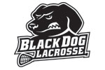 Black Dog Lacrosse Youth Hooded Sweatshirt | Black Dog Lacrosse