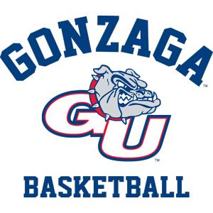 Gonzaga University Screen Printed Ultra Cotton Gildan