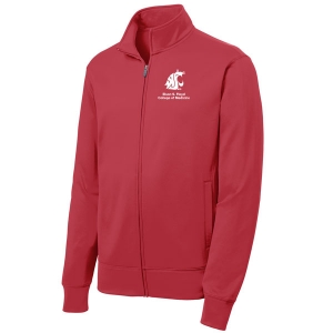 Sport-Tek Sport-Wick Fleece Full-Zip Jacket