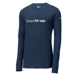 Smart Fitness Limited Edition Nike Core Cotton Long Sleeve Tee