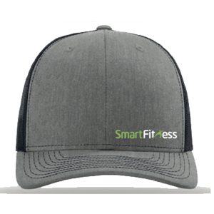 Smart Fitness Twill Mesh Snap Back Hat