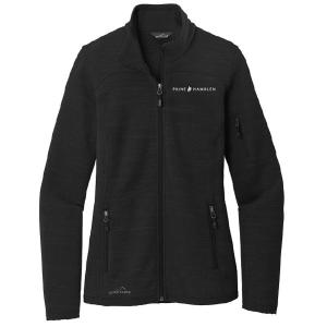 Paine Hamblen's Eddie Bauer Ladies Sweater Fleece Full-Zip