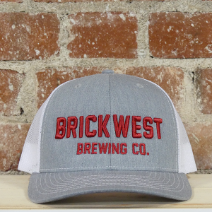 Brick West's Snap Back Hat