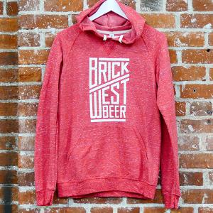 Brick West's JERZEES  French Terry Raglan Hoodie