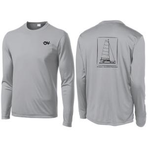 OV Charters Sport-Tek - Long Sleeve Competitor Tee