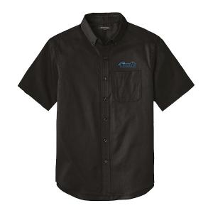 Port Authority Short Sleeve SuperPro React Twill Shirt. W809