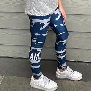 I AM. Leggings (Regular Length)