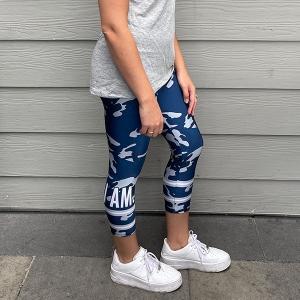 I AM. Leggings (Capri Length)