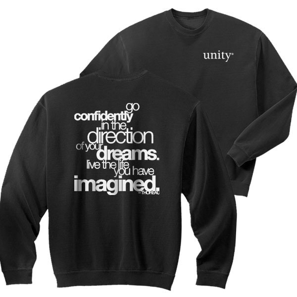 Quotable Quotes - Youth Crewneck Sweatshirt (#SAQQ-PC90Y-THOR) (View Similar