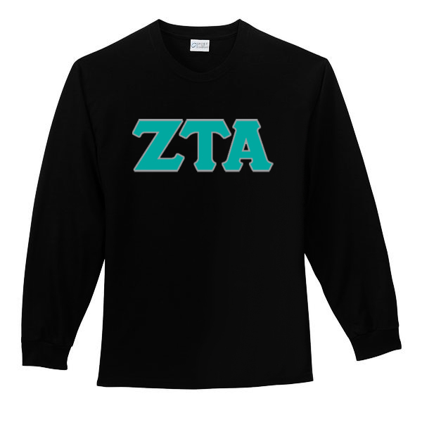 zeta tau alpha. Zeta Tau Alpha Tackle-Twilled