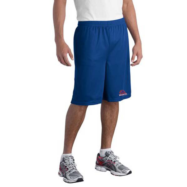 A true athletic basic, our Boise State Broncos mesh shorts are now also ...