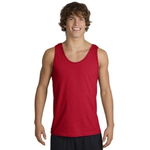 6d48a3bdf35f Lifeguard Apparel Screen-Printed Ultra Cotton Tank Top