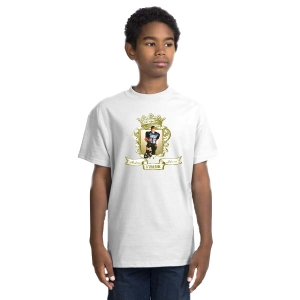 Swank family memorial youth 100 cotton t shirt direct for Direct to garment t shirts