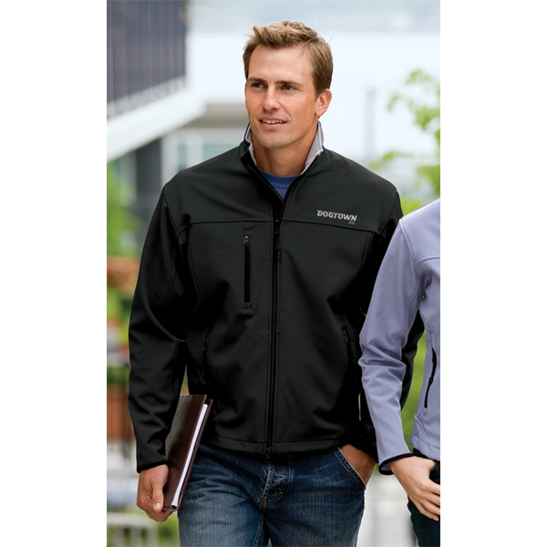 Buy custom embroidered Columbia promotional apparel at EZ Corporate  Clothing; men& and ladies Columbia soft shell jackets and fleece vests, no  minimum.