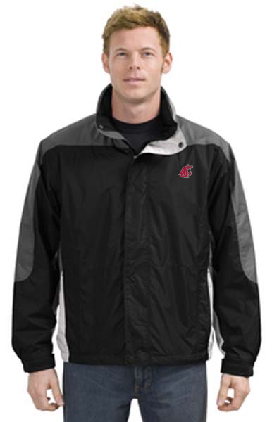 Washington State Cougars Anacortes Jacket Embroidered
