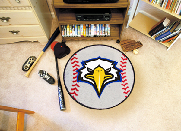 morehead state university round baseball mat morehead state university