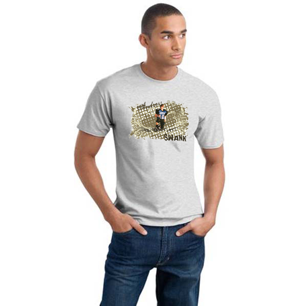 Swank family memorial t shirt 100 cotton t shirt direct for Direct to garment t shirts